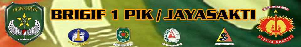 Brigif 1 PIK / Jayasakti – Jl. Raya Kalisari Pasar Rebo Jakarta Timur